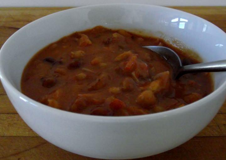 15 bean soup.