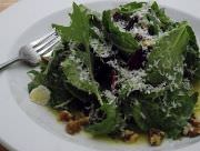A simple green salad.