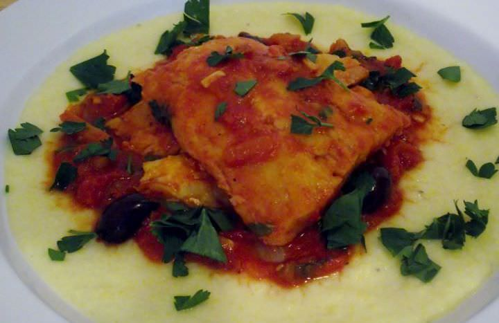 An exquisite cod fish recipe that you must try: baccala in umido.