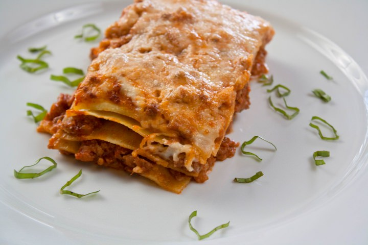 Lasagna Bolognese The World'S Best Lasagna