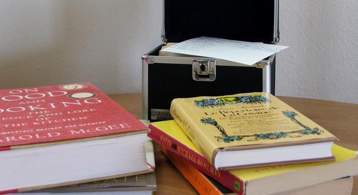Cookbooks and Recipe File