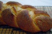 Finnish Cardamom Bread.